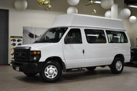 2011 Ford E-Series Cargo for sale at DONE DEAL MOTORS in Canton MA