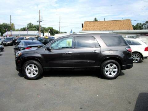 2016 GMC Acadia for sale at American Auto Group Now in Maple Shade NJ