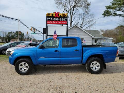 2009 Toyota Tacoma for sale at Autoxport in Newport News VA
