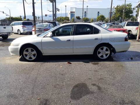 2002 Acura TL for sale at RN AUTO GROUP in San Bernardino CA