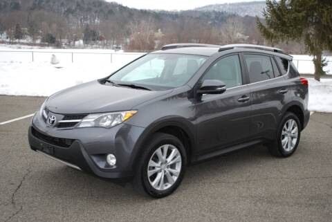 2014 Toyota RAV4 for sale at New Milford Motors in New Milford CT