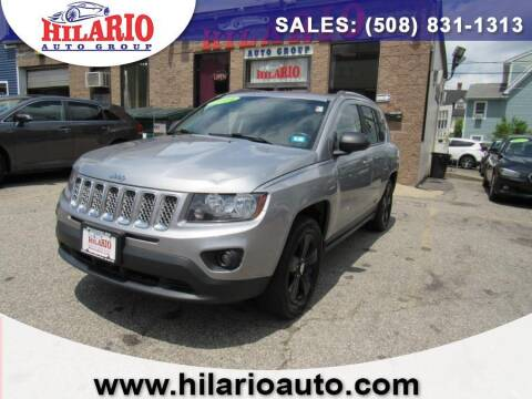 2014 Jeep Compass for sale at Hilario's Auto Sales in Worcester MA