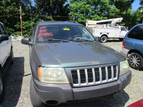 2004 Jeep Grand Cherokee for sale at FERNWOOD AUTO SALES in Nicholson PA