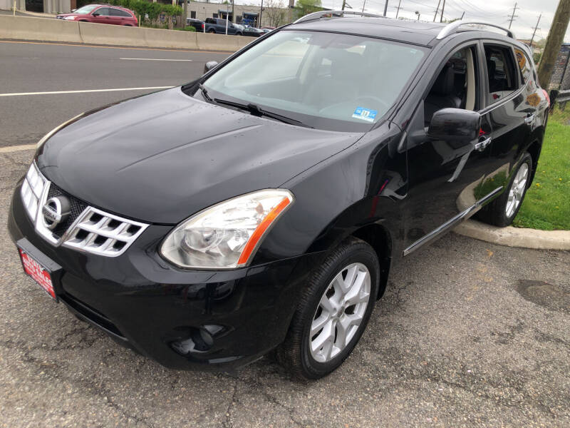 2013 Nissan Rogue for sale at STATE AUTO SALES in Lodi NJ
