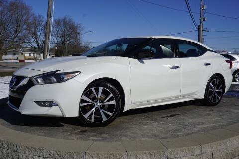 2017 Nissan Maxima for sale at Platinum Motors LLC in Heath OH