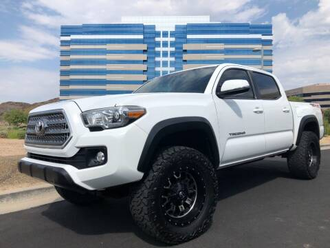 2017 Toyota Tacoma for sale at Day & Night Truck Sales in Tempe AZ