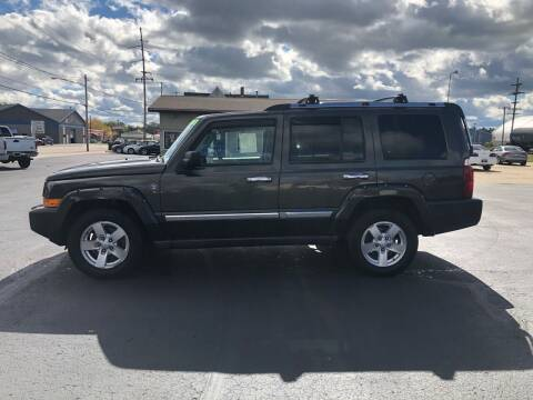 2006 Jeep Commander for sale at Mike's Budget Auto Sales in Cadillac MI