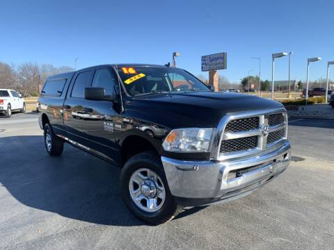 2016 RAM Ram Pickup 2500 for sale at Integrity Auto Center in Paola KS