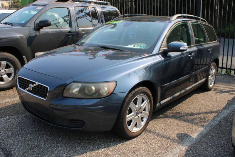 2007 Volvo V50 for sale at EZ PASS AUTO SALES LLC in Philadelphia PA