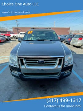 2007 Ford Explorer Sport Trac for sale at Choice One Auto LLC in Beech Grove IN