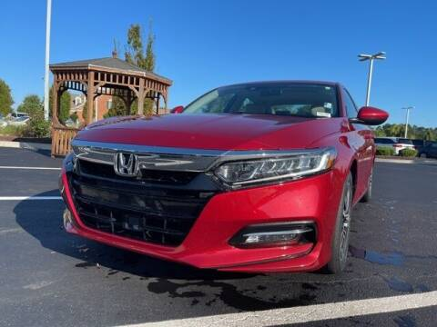 2018 Honda Accord Hybrid for sale at Southern Auto Solutions - Lou Sobh Honda in Marietta GA