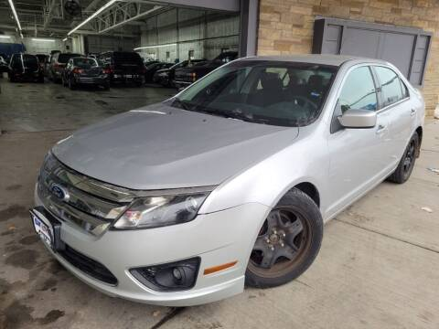 2010 Ford Fusion for sale at Car Planet Inc. in Milwaukee WI