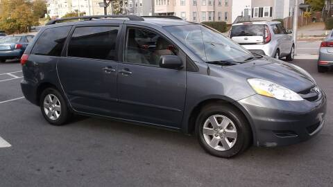 2009 Toyota Sienna for sale at Sharp Auto Center in Worcester MA