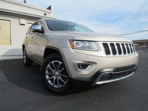 2014 Jeep Grand Cherokee for sale at Ron's Automotive in Manchester MD