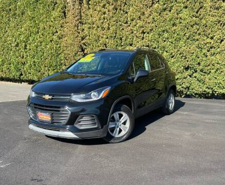 2019 Chevrolet Trax for sale at Yaktown Motors in Union Gap WA