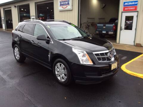 2011 Cadillac SRX for sale at TRI-STATE AUTO OUTLET CORP in Hokah MN