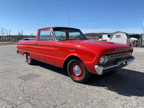 1961 Ford Ranchero for sale at Waltz Sales LLC in Gap PA