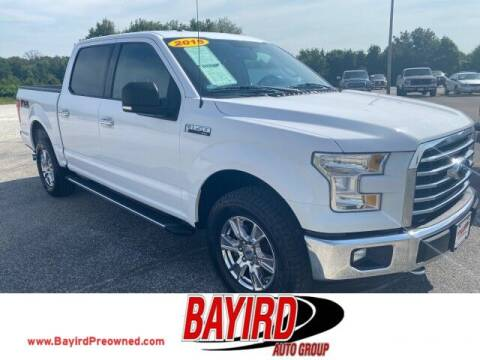 2015 Ford F-150 for sale at Bayird Truck Center in Paragould AR