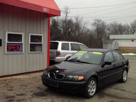 2005 BMW 3 Series for sale at Midwest Auto & Truck 2 LLC in Mansfield OH