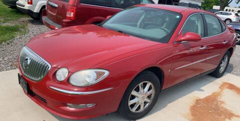 2008 Buick LaCrosse for sale at Trocci's Auto Sales in West Pittsburg PA