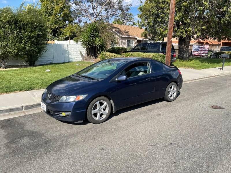 2011 Honda Civic for sale at PACIFIC AUTOMOBILE in Costa Mesa CA