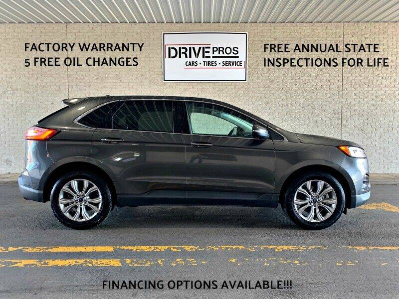 2019 Ford Edge for sale at Drive Pros in Charles Town WV