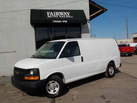 2006 Chevrolet Express Cargo for sale at FAIRWAY AUTO SALES, INC. in Melrose Park IL