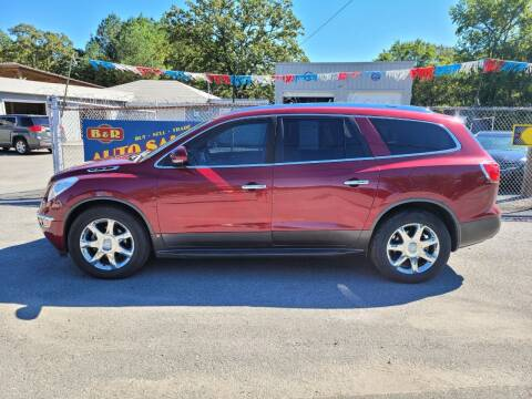 2009 Buick Enclave for sale at B & R Auto Sales in North Little Rock AR