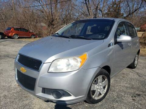 2009 Chevrolet Aveo for sale at speedy auto sales in Indianapolis IN