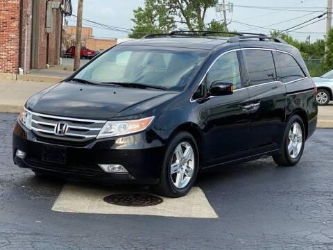 2012 Honda Odyssey for sale at Schaumburg Motor Cars in Schaumburg IL