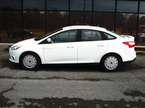 2014 Ford Focus for sale at NORTH GEORGIA Sales Center in La Fayette GA