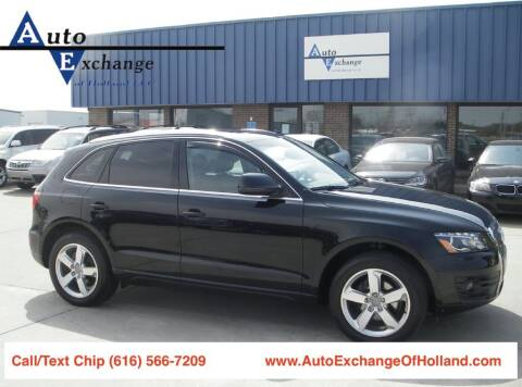 2012 Audi Q5 for sale at Auto Exchange Of Holland in Holland MI