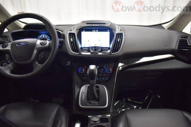 2017 Ford C-MAX Hybrid Titanium 4dr Wagon - Chillicothe MO