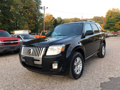 2010 Mercury Mariner for sale at Used Cars 4 You in Carmel NY