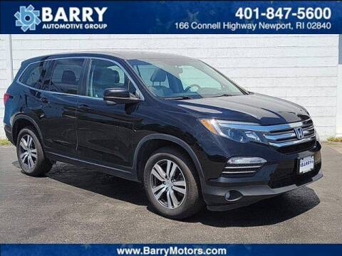 2018 Honda Pilot for sale at BARRYS Auto Group Inc in Newport RI