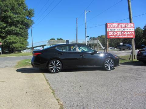 2019 Nissan Altima for sale at Colvin Auto Sales in Tuscaloosa AL