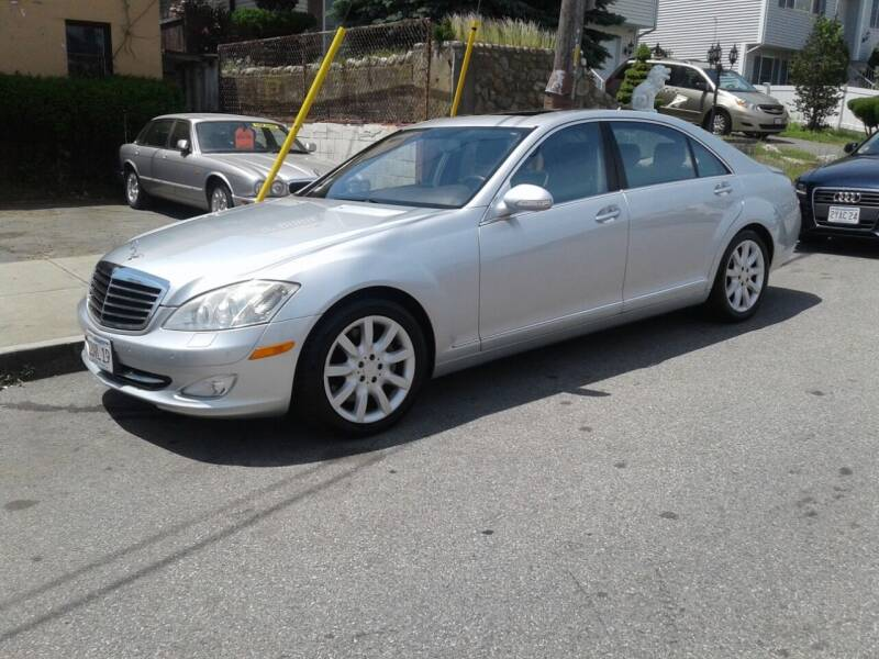 2008 Mercedes-Benz S-Class for sale at Nelsons Auto Specialists in New Bedford MA
