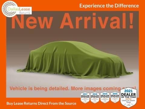 2020 Lexus RC F for sale at Dallas Auto Finance in Dallas TX