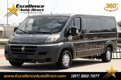2016 RAM ProMaster Cargo for sale at Excellence Auto Direct in Euless TX