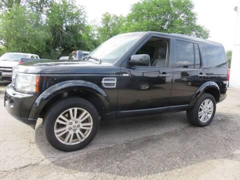 2010 Land Rover LR4 for sale at US Auto in Pennsauken NJ