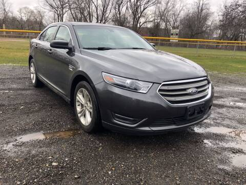 2018 Ford Taurus for sale at RS Motors in Falconer NY