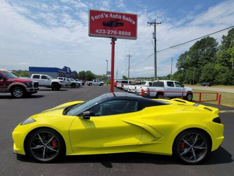 2021 Chevrolet Corvette for sale at Ford's Auto Sales in Kingsport TN