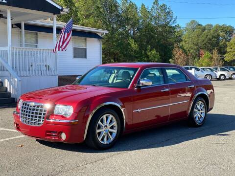 2006 Chrysler 300 for sale at CVC AUTO SALES in Durham NC