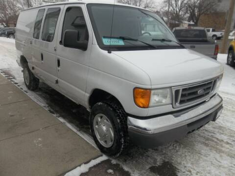 2006 Ford E-Series Cargo for sale at A Plus Auto Sales/ - A Plus Auto Sales in Sioux Falls SD