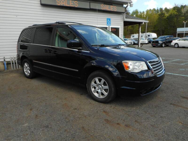 2010 Chrysler Town and Country for sale at Automotive Toy Store LLC in Mount Carmel PA