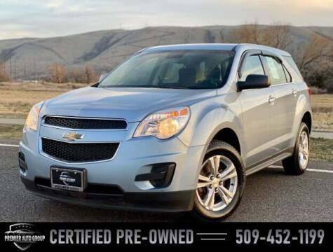 2015 Chevrolet Equinox for sale at Premier Auto Group in Union Gap WA