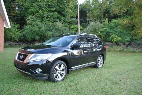2014 Nissan Pathfinder for sale at Or Best Offer Motorsports in Columbus OH