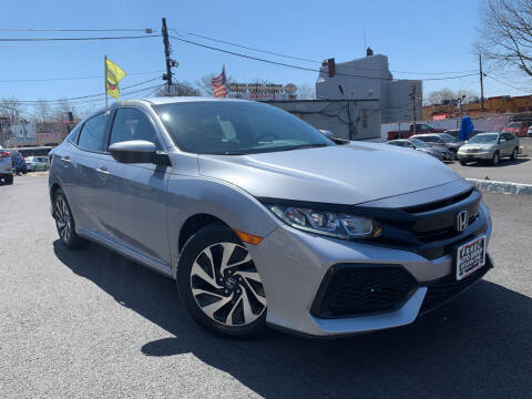 2017 Honda Civic for sale at PRNDL Auto Group in Irvington NJ