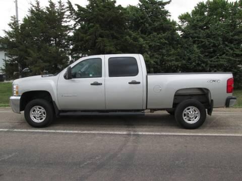 2009 Chevrolet Silverado 2500HD for sale at Joe's Motor Company in Hazard NE