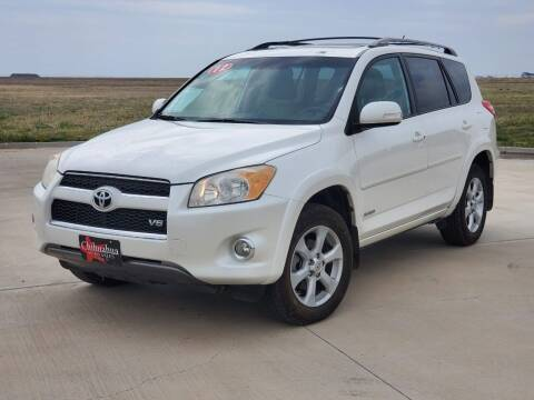 2012 Toyota RAV4 for sale at Chihuahua Auto Sales in Perryton TX